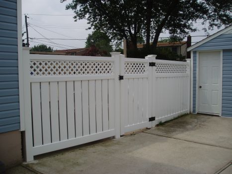 Alabama Semi private fence