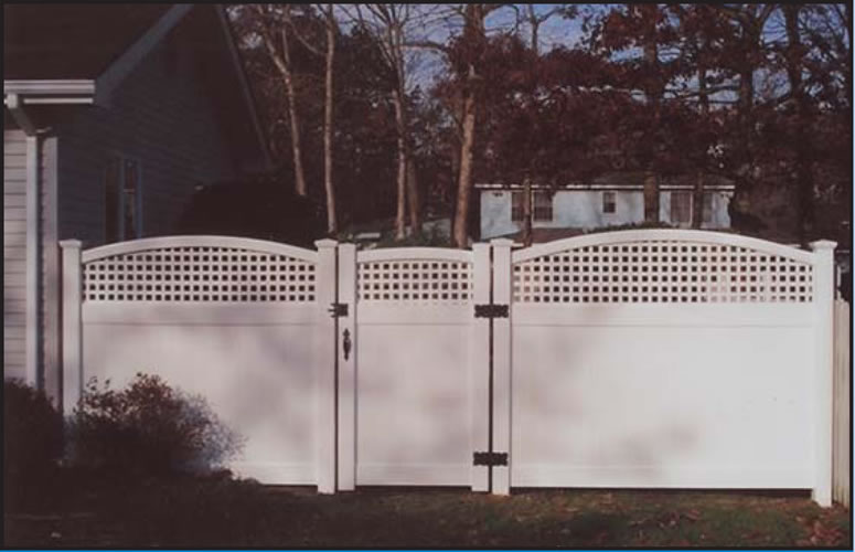 Newmexico Curved Wholesale Vinyl Amp Aluminum Fence