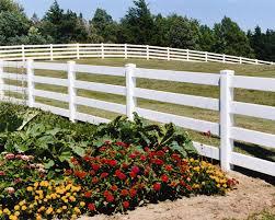 four rail fencing