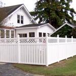 privacy and semi privacy fencing