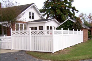 privacy and semi privacy fencing