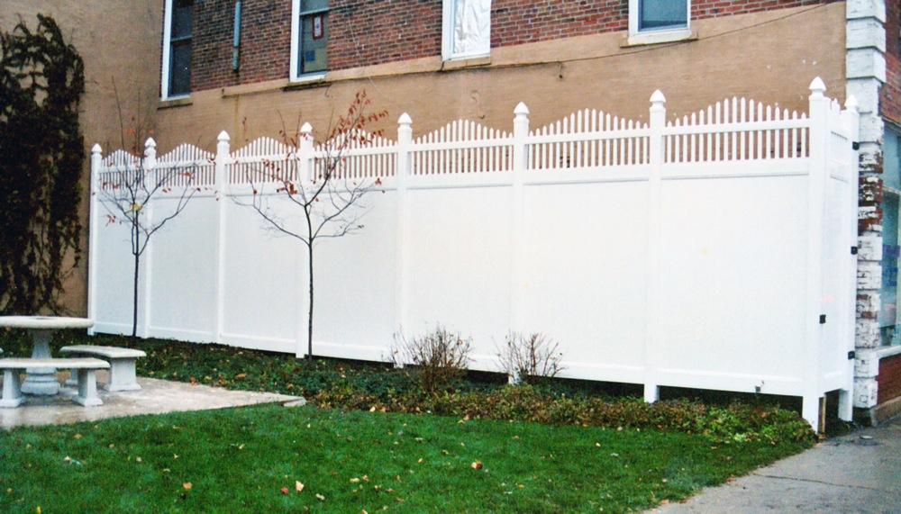 Iowa Vinyl Fence