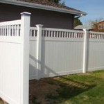 backyard privacy fencing