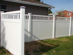 backyard privacy fencing