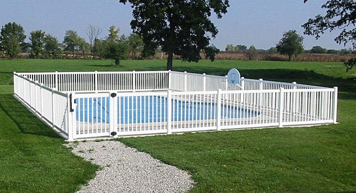 New Jersey Pool Fence