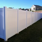 yard privacy fencing