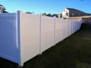 yard privacy fencing