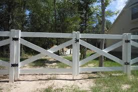 ranch fencing