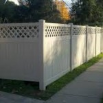 easy to maintain fence