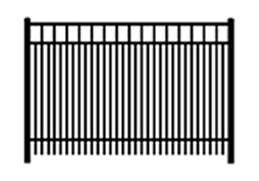 Aluminum And Metal Fence Wholesale Vinyl Amp Aluminum Fence