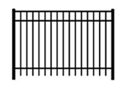 Starling Alum Main Wholesale Vinyl Amp Aluminum Fence