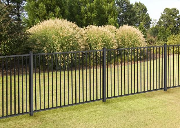 Aluminum Security Fence